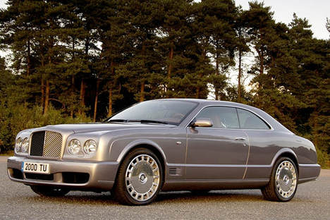 Фото Bentley Brooklands II