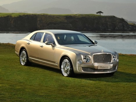 Фото Bentley Mulsanne II