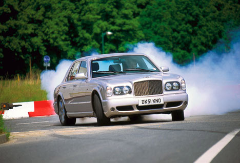 Фото Bentley Arnage T